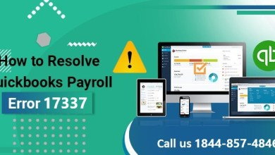 Photo of Resolve QuickBooks Payroll Error Code 17337
