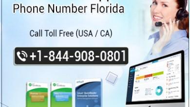 Photo of QuickBooks support Phone Number Florida