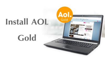 Reinstall My AOL Gold