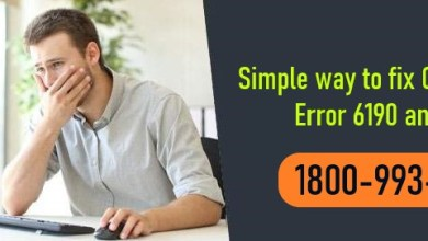 Photo of How To Fix QuickBooks Error 6190 and 816- Easy Steps