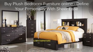 Photo of Buy Plush Bedroom Furniture online – Define Your Personality With Sheer Ease