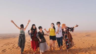 Photo of An Exciting Evening Desert Safari Tour in Dubai