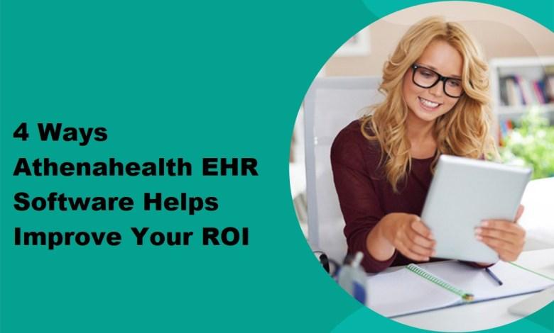 athenahealth EHR Software