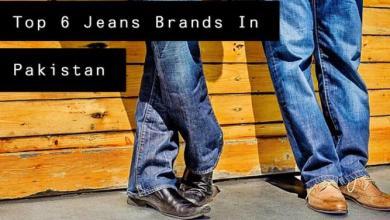 Photo of Top 6 jeans Brands In Pakistan