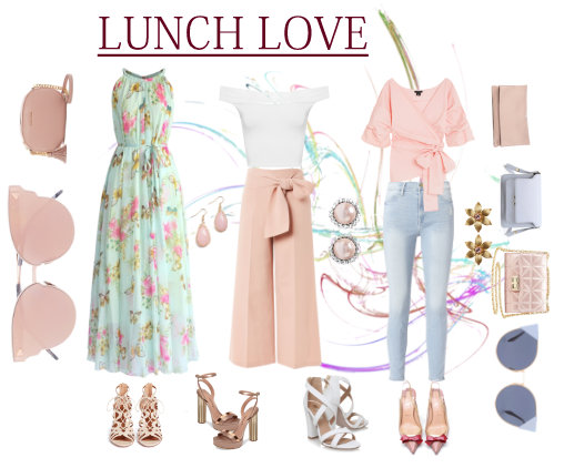 What to Wear to Impress Your Love on lunch date