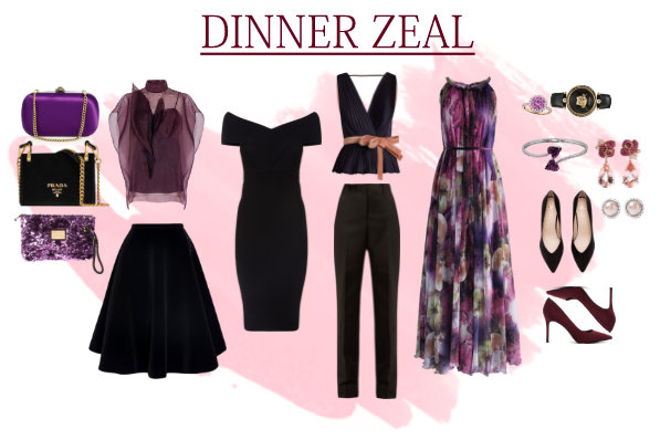 What to Wear to Impress Your Love on dinner zeal