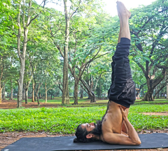 Improve Digestion By Practicing Yoga Asanas