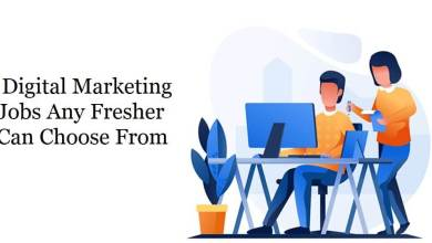 Photo of Computerized Marketing Jobs For Fresher