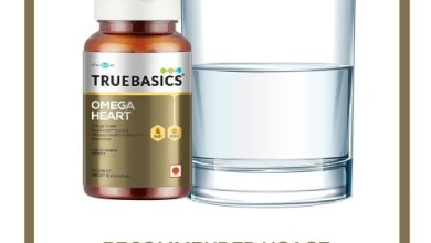 Photo of For Healthy Skin, Hair and Nails Try TrueBasics Omega Beauty