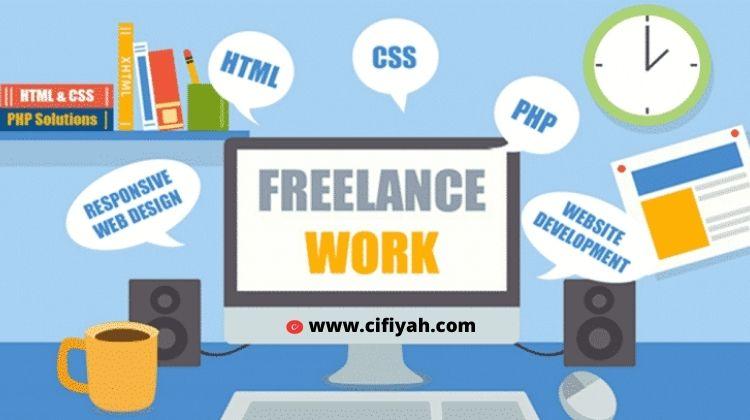 freelance web developer job-www.cifiyah.com