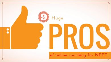 Photo of 9 Huge Pros of online coaching for NEET entrance exams