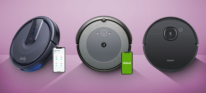 ROBOT VACUUMS FOR 2021
