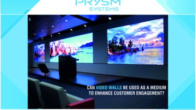 Photo of Can Video Walls Used as a Medium to Enhance Customer Engagement?
