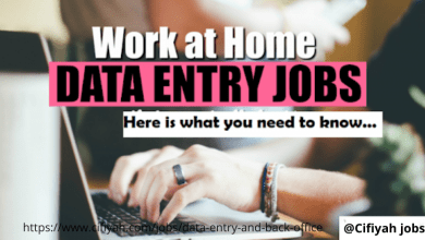 Photo of What is data entry work from home jobs