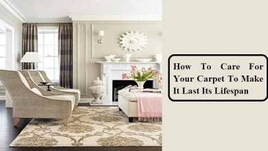 Photo of How To Care For Your Carpet To Make It Last Its Lifespan