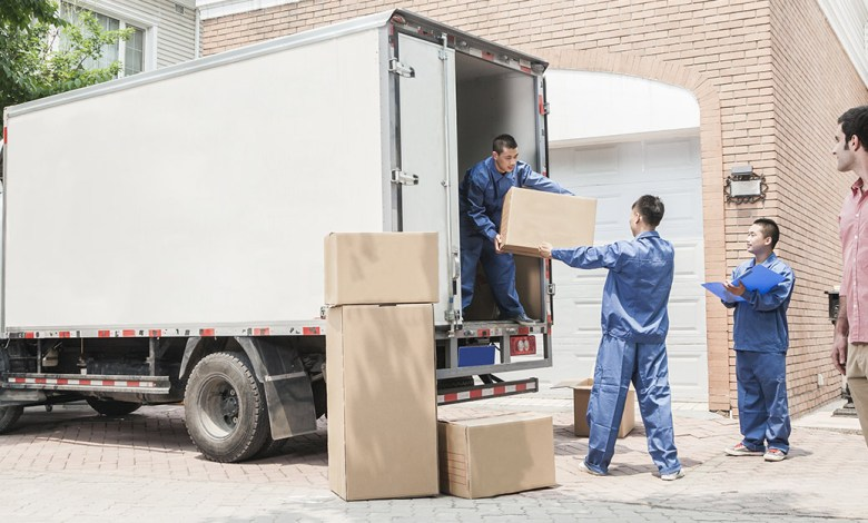Mover in UAE