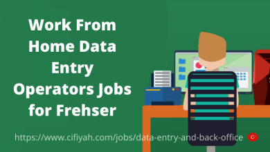 Photo of Work from home data entry operator jobs for fresher