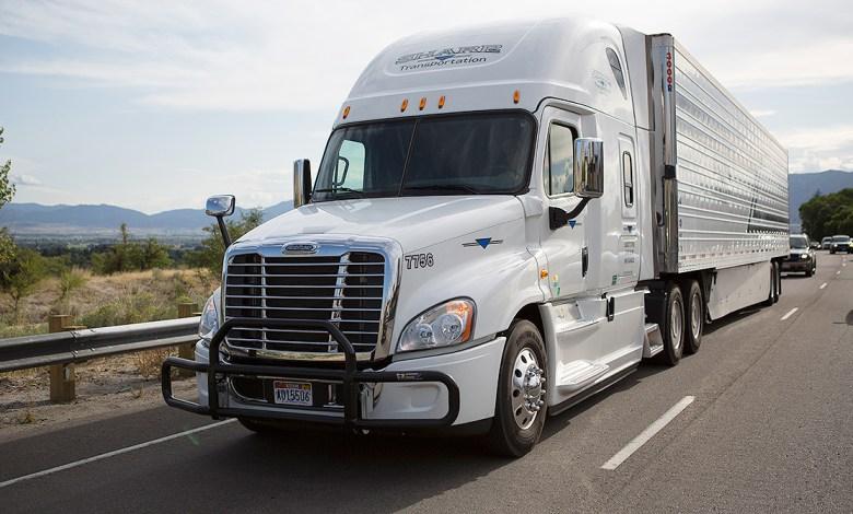 reefer truck rental