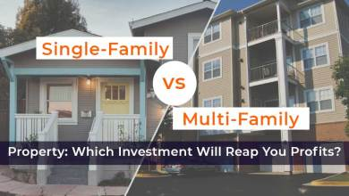 Photo of Multi-Family Vs Single-Family Property