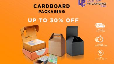 Photo of Remember these Points for Printed Cardboard Packaging Wholesale
