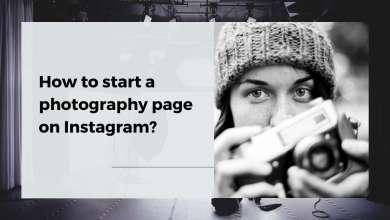 Photo of How to start photography page on Instagram?