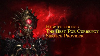 Photo of How to choose The Best Poe Currency Service Provider