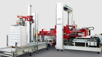Conventional Palletizer