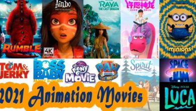 Photo of Best animations of 2021 to be going release