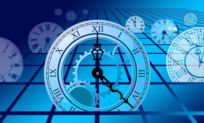 ADHD and time perception
