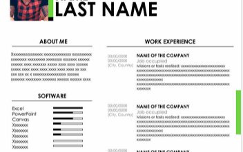 Photo of The online resume templates for giving you the incredible job offers