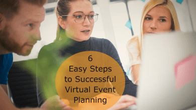 6 Easy Steps to Successful Virtual Event Planning