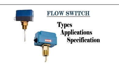 Flow Switch- Types, Applications, and Specification