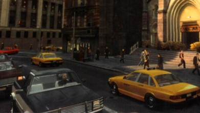 GTA IV city