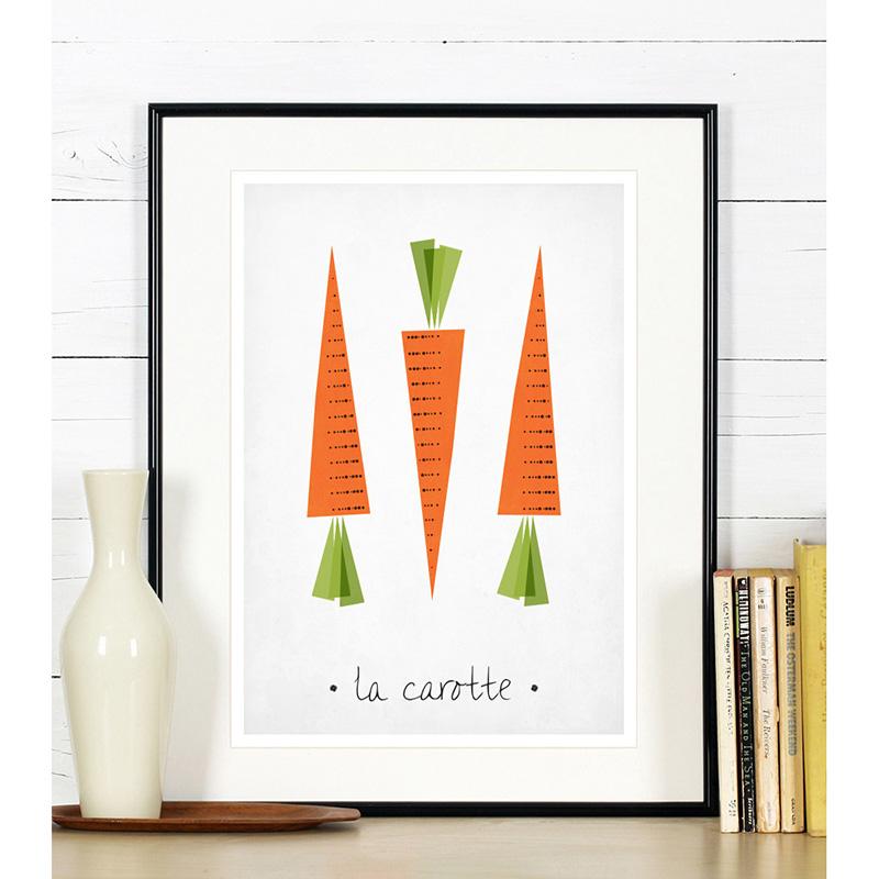 kitchen art macys aid mixer print carrots emu gallery home interiors