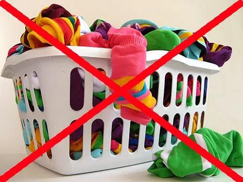 ¿Adiós al lavado?