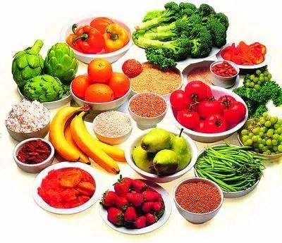 Alimentos que te ayudan a adelgazar