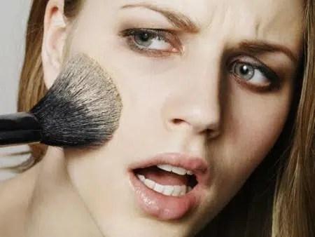 Aprende a evitar errores de maquillaje