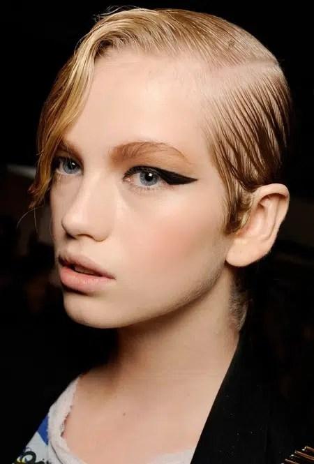 Aprende a llevar el look del cabello afeitado