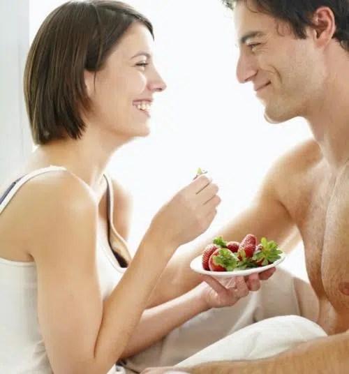 Aumenta el deseo sexual con alimentos naturales