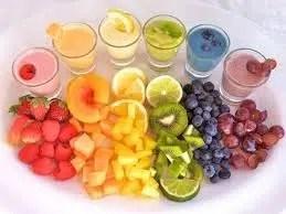 Bebidas que contribuyen a perder peso