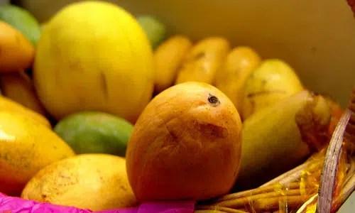 Cinco frutas que reducen la acidez