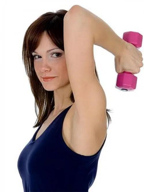Cómo conseguir unos brazos y unas piernas más firmes
