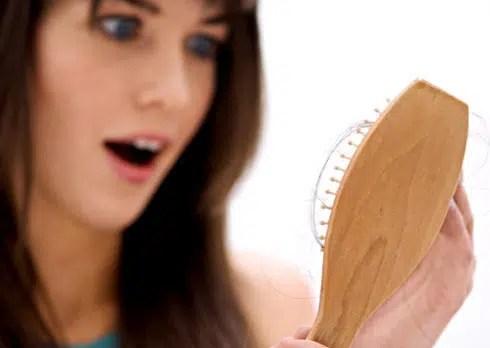 Cómo detener la pérdida de cabello