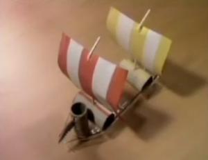 Cómo fabricar un barco vikingo