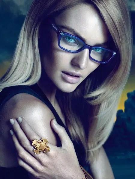 Consejos para un buen maquillaje para mujeres que usan lentes