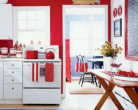 Convierte tu cocina en un agradable espacio
