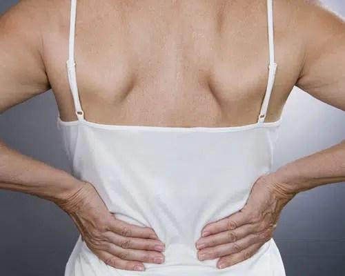 Cuando un simple dolor de espalda puede esconder algo más serio
