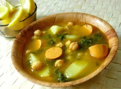 Cuida tu línea ante el frío: Sopa de Vegetales.