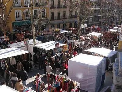 De compras por Madrid: El Rastro