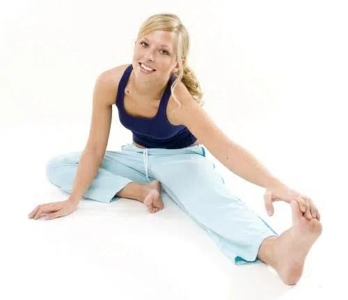 Despejar el cuerpo con el Stretching